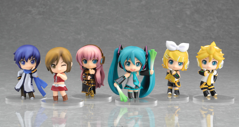 Nendoroid Petite Vocaloid 01