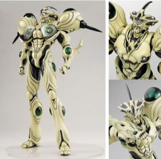 Excellent Guyver II Action Figure Guyver The Bioboosted Armor Max Factory