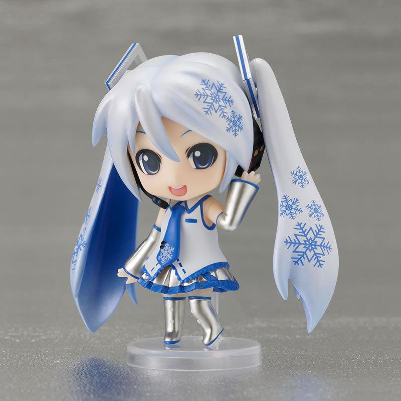 Nendoroid Snow Miku - A World Through Lenses