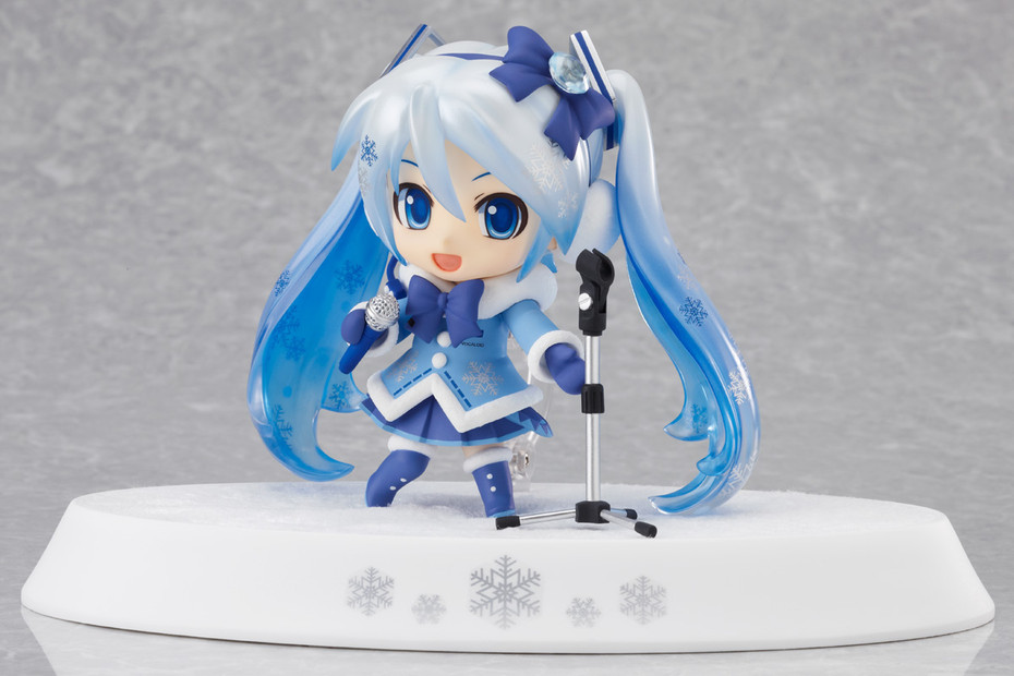 Nendoroid Snow Miku: Fluffy Coat Ver.