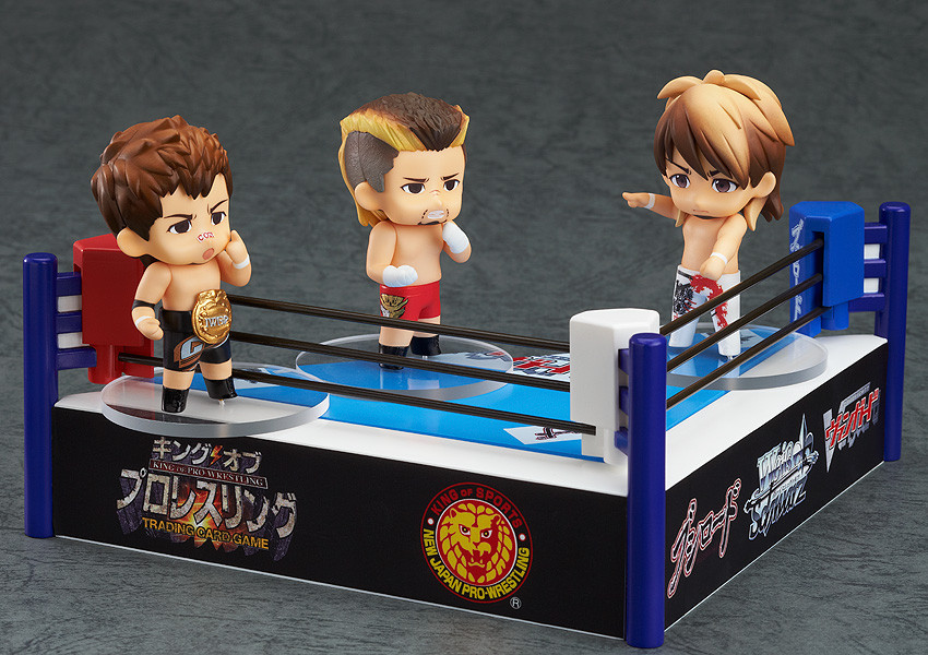 How Large Is An Njpw Ring
