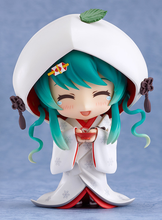 I Love Vocaloid Nendoroid Snow Miku Strawberry White