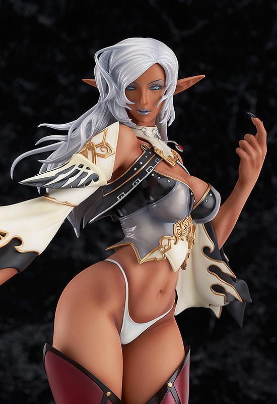 image Queen nualia dark elf