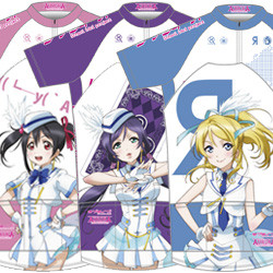 Love Live!: Cycle Wear Series #3