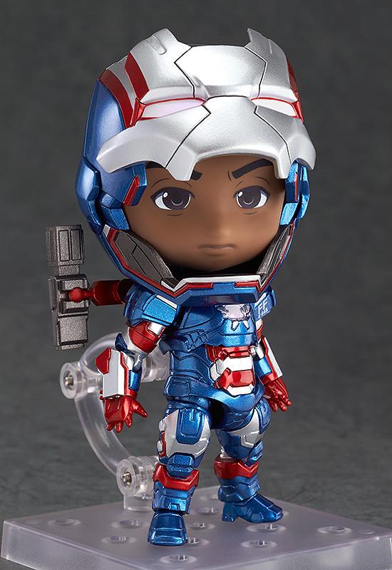 Nendoroid Iron Patriot Heros Edition