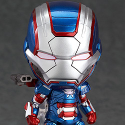Nendoroid Iron Patriot: Hero's Edition