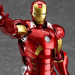 figma Iron Man Mark VII