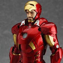 figma Iron Man Mark VII: Full Spec ver.
