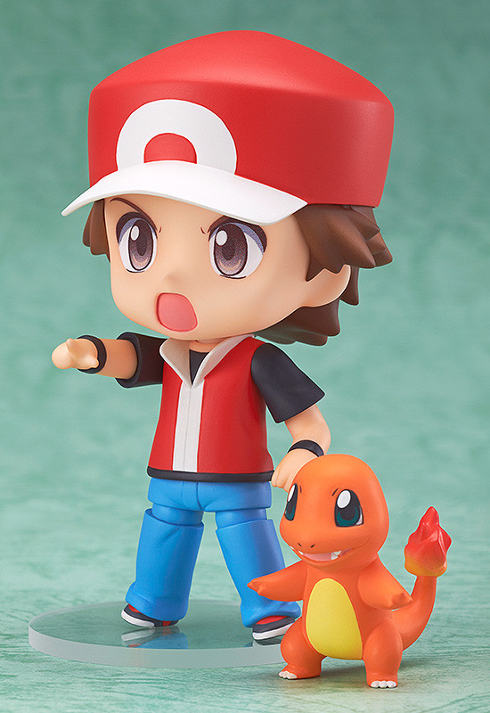 Pokemon Nendoroid Figure - Red for Collectibles | GameStop
