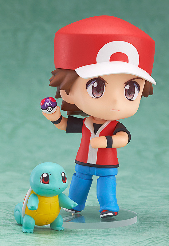 Nendoroid Pok mon Trainer Red