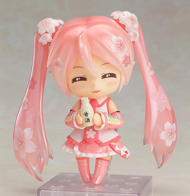 【新品介紹】【GSC】黏土系列 No.500 櫻初音 Bloomed in Japan PVC Figure - hyde -     囧HYDE囧の御宅部屋