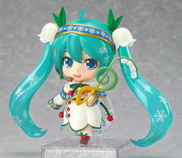 【新品介紹】【GSC】黏土系列 No.493 雪初音 Snow Bell Ver. PVC Figure - hyde -     囧HYDE囧の御宅部屋