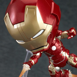 Nendoroid Iron Man Mark 43: Hero's Edition + Ultron Sentries Set