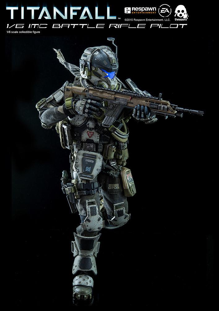Titanfall Pilot Armor