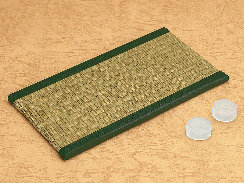 Nendoroid More Tatami Mats Green Brown