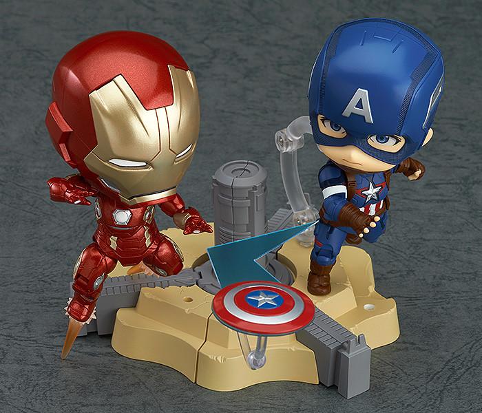 Nendoroid Captain America Hero S Edition