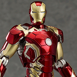 figma Iron Man Mark 43