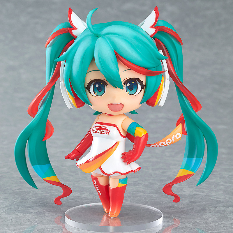 【新品介紹】【GSC】黏土系列 No.636 Racing Miku 2016 Ver. PVC Figure (Set A) - hyde -     囧HYDE囧の御宅部屋