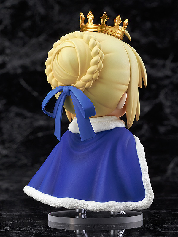 【新品介紹】【GSC】黏土系列 No.600 Saber/Artoria Pendragon PVC Figure - hyde -     囧HYDE囧の御宅部屋