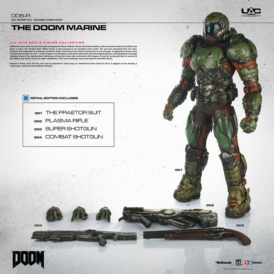the doom marine(doom海兵队)