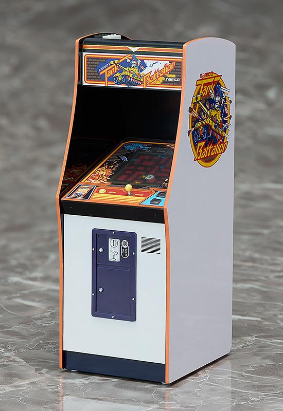 Namco Arcade Machine Collection Tank Battalion Pac Man