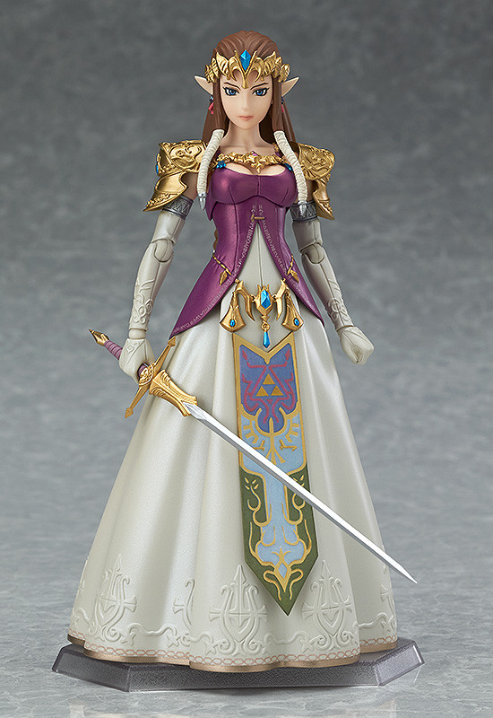 Une figurine figma de la princesse zelda actu - La princesse zelda ...