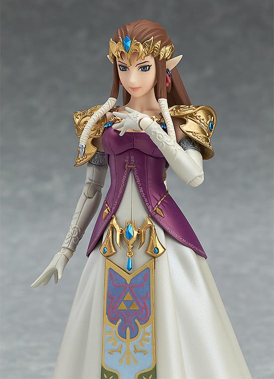 Figma zelda twilight princess ver - La princesse zelda ...