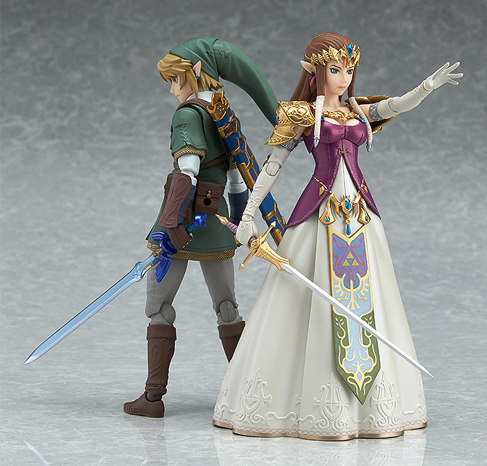 Figma Zelda Twilight Princess Ver