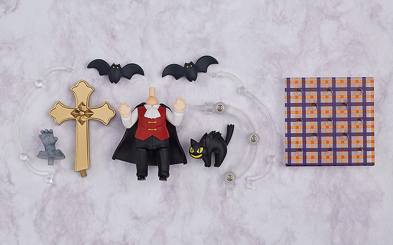Nendoroid More: Halloween Set Male Ver.