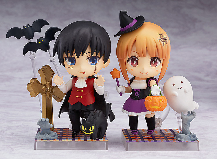 Nendoroid More: Halloween Set Female Ver.