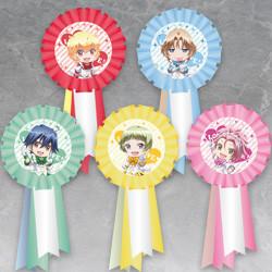 Cute High Earth Defense Club Love! Love! Rosette (Yumoto Hakone / En Yufuin / Atsushi Kinugawa / Io Naruko / Ryu Zao)