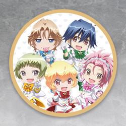 Cute High Earth Defense Club Love! Love! Kurotama Baths Cushion