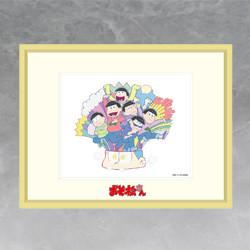 おそ松さん 描きおろしポートレート