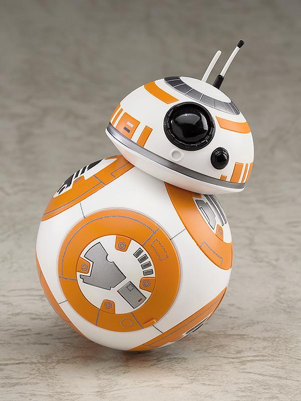 STAR WARS Nendoroid - BB8 - The Force Awakens  93c8651df0be6fbc6a4edacb963f0e9e