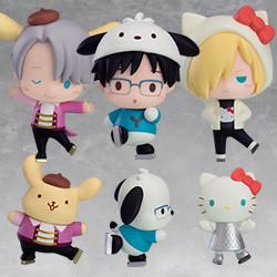 ユーリ!!! on ICE × Sanrio characters