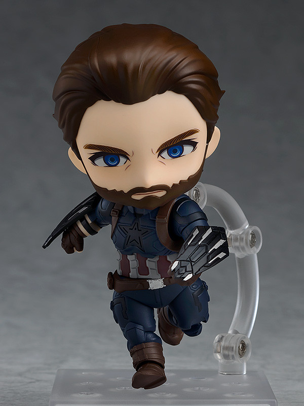 Nendoroid Captain America: Infinity Edition