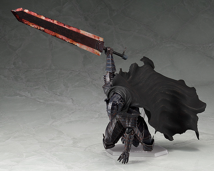 figma 凱茲 狂戰士鎧甲ver. 重新塗裝髑髏版