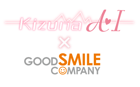 Kizuna AI x GOOD SMILE COMPANY